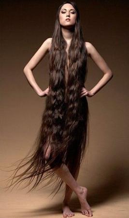 Aneka rambut panjang