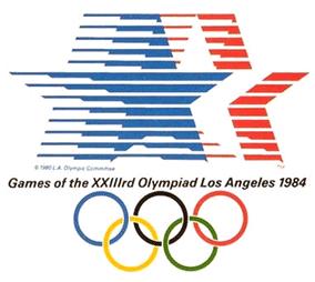 Olimpiade LA