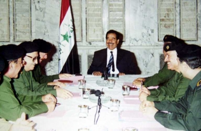 FILES IRAQ SADDAM HUSSEIN