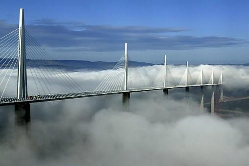 Foto Jembatan Tertinggi di Dunia