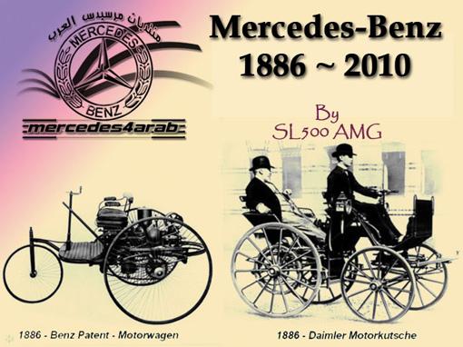Foto Sejarah Mobil Mercedes Benz Dari Masa ke Masa