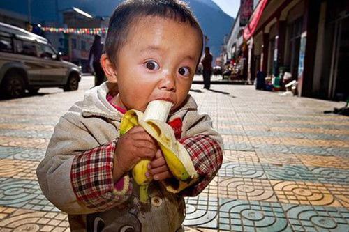 anak suka makan