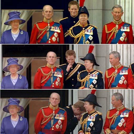 APAKAH PANGERAN PHILIP KENTUT ? (Did Prince Phillip Fart