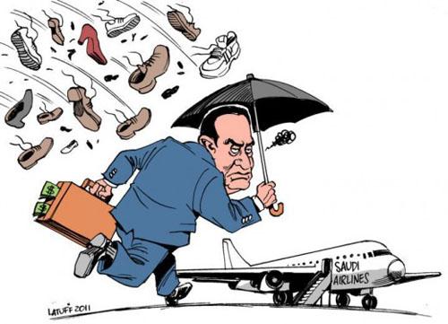 Picture Presiden Mali Resmi Mengundurkan Diri