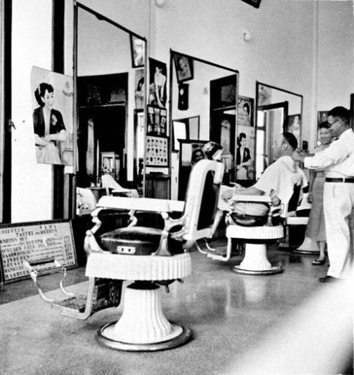 BARBER SHOP JADUL