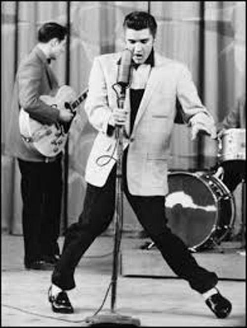 3. Elvis